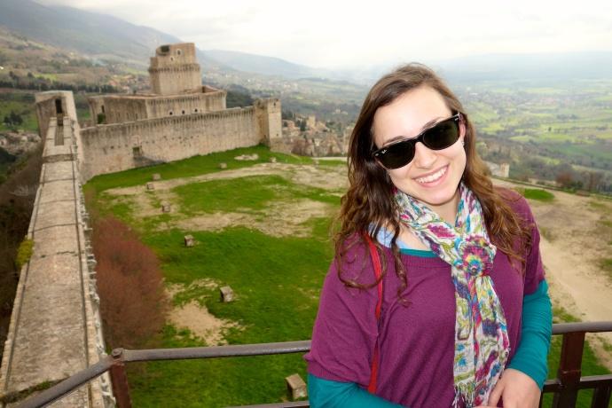 Rocca Maggiore Castle